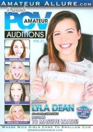 POV Amateur Auditions Vol. 21 Porn Movie