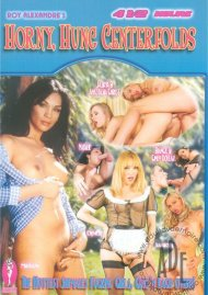 Horny, Hung Centerfolds Porn Movie