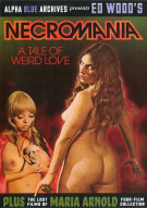 Ed Wood's Necromania: A Tale Of Weird Love Porn Video
