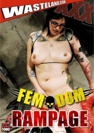 Stream FemDom Rampage HD Porn Video from Wasteland Studios!
