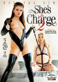 She's In Charge 2 DVD Image from Digital Sin.
