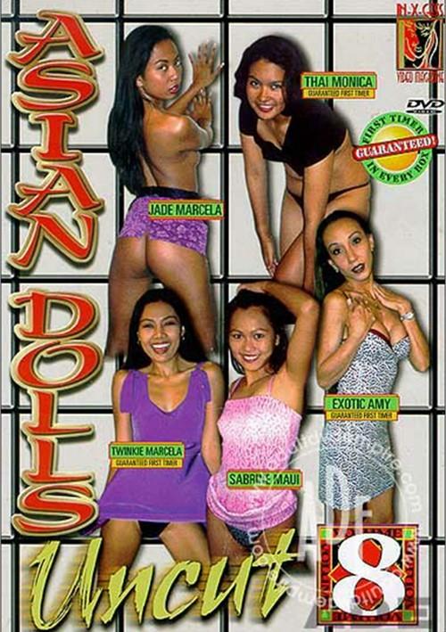 Asian Dolls Uncut Vol. 8