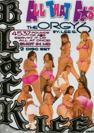 All That Ass: The Orgy 6 Porn Movie