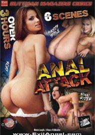 Anal Attack Porn Movie