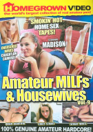 Amateur MILFs & Housewives #9 Porn Video