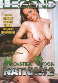 Monster Cock Nation #2 Porn Movie
