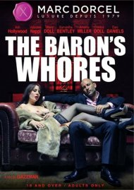 Stream The Baron's Whores HD Porn Video from Marc Dorcel!