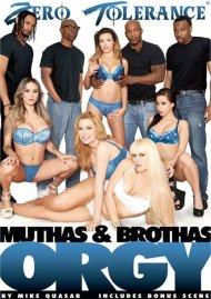 Muthas & Bruthas Orgy Porn Movie