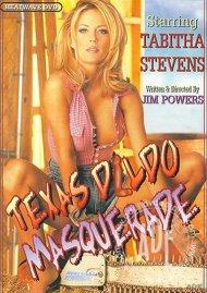 Texas Dildo Masquerade DVD Image from Heatwave.