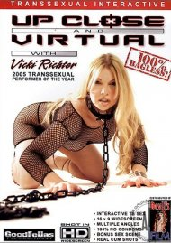 Up Close and Virtual with Vicki Richter Porn Movie