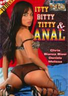 Itty Bitty Titty & Anal Porn Movie