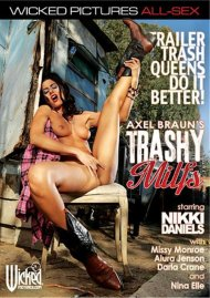 Axel Brauns Trashy MILFs Porn Movie
