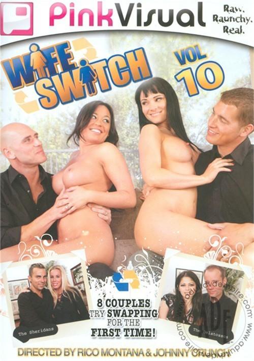 Wife Switch Vol. 10 DVD Porn Movie Image