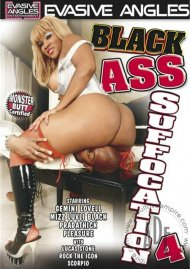 Black Ass Suffocation 4 Porn Video
