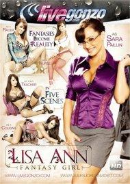 Lisa Ann Fantasy Girl Porn Movie