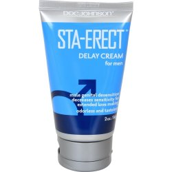 Sta-Erect Delay Cream For Men – 2oz. image