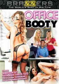 Office Booty DVD Image from Brazzers.
