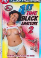 1st Time Black Amateurs 2 Porn Video