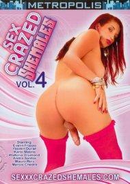 Sex Crazed Shemales Vol. 4 Porn Video
