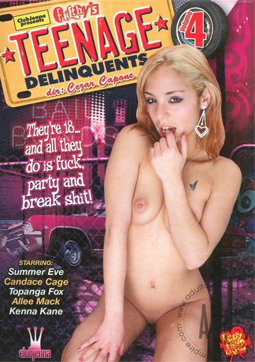 Filthys Teenage Delinquents 4