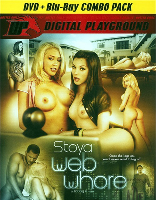 Stoya Web Whore (DVD+ Blu-ray Combo)