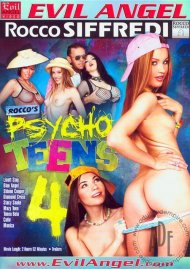 Roccos Psycho Teens 4 Porn Video
