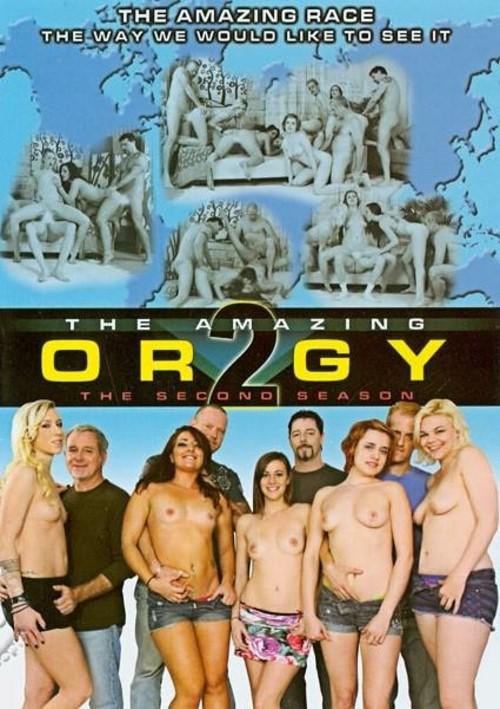 Amazing Orgy, The: Season 2