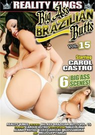 Big Ass Brazilian Butts Vol. 15 Porn Movie