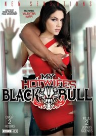 My Hotwife's Black Bull DVD Image from New Sensations.
