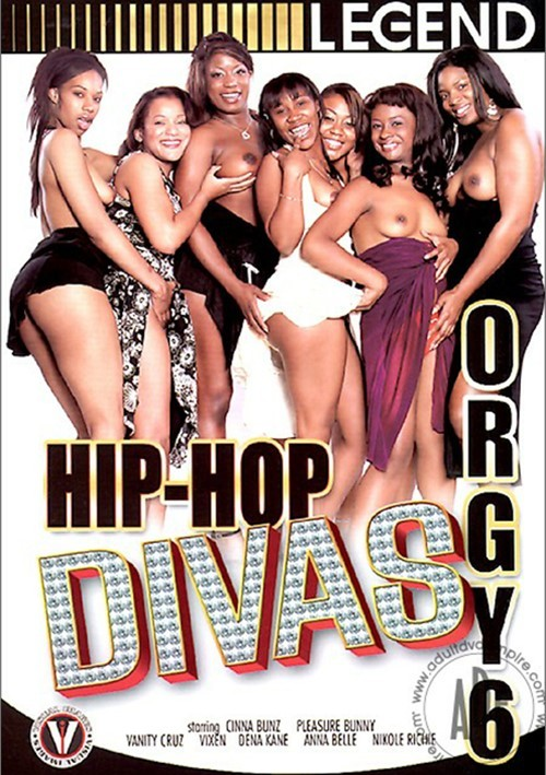 hip hop orgy girl
