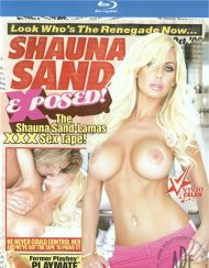 Shauna Sand Exposed Blu-ray