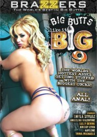 Big Butts Like It Big 9 Porn Movie