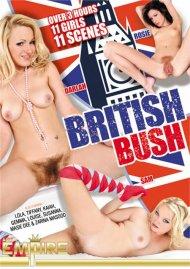 British Bush Porn Movie