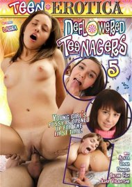 Deflowered Teenagers 5 DVD Image from Teen Erotica.
