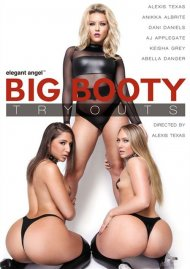 Big Booty Tryouts DVD Image from Elegant Angel.
