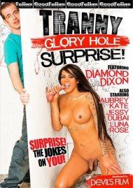 Tranny Glory Hole Surprise Porn Video Image from Devil's Film.