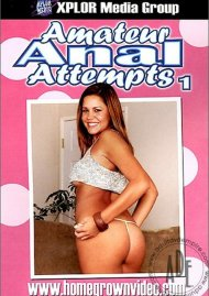 Amateur Anal Attempts 1 Porn Video