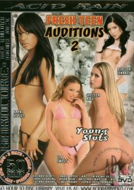 Fresh Teen Auditions 2 Porn Movie
