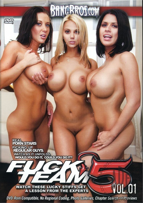 Porn fuck team five bang further about