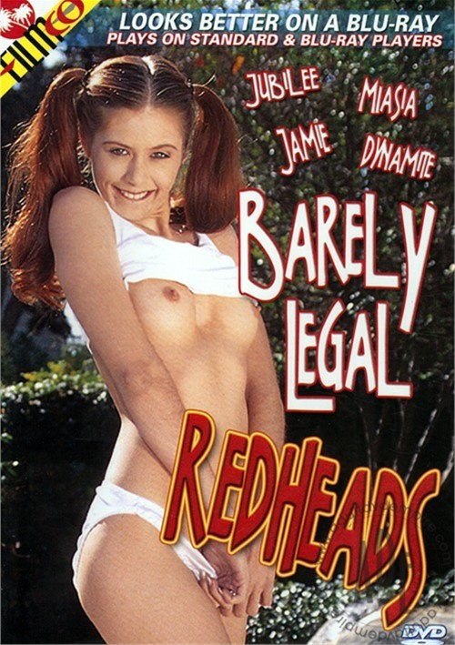 Barely Legal Redheads