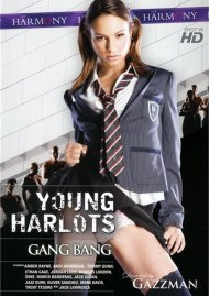 Young Harlots: Gang Bang Porn Video