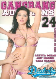 Gangbang Auditions #24 Porn Video