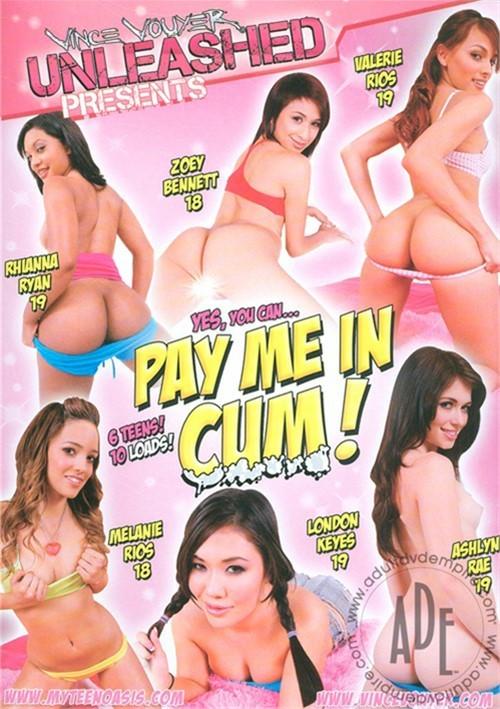 Pay Me In Cum
