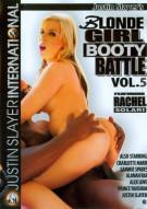 Blonde Girl Booty Battle Vol. 5 Porn Video