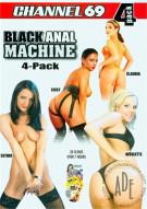 Black Anal Machine 4-Pack #2 Porn Movie