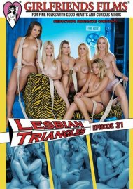 Lesbian Triangles 31 DVD Image from Girlfriends Films.