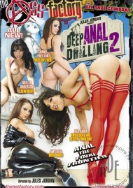 Deep Anal Drilling 2 Porn Movie