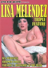 Lisa Melendez Triple Feature Porn Video