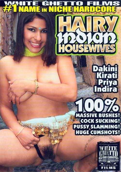 Hairy Indian Housewives