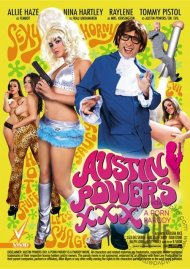 Austin Powers XXX: A Porn Parody Porn Video